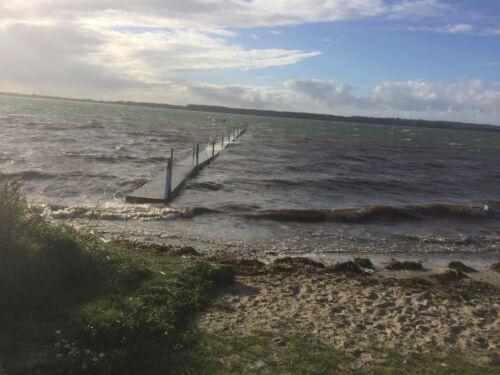 Stormen Knud kigger forbi d. 22 September 2018